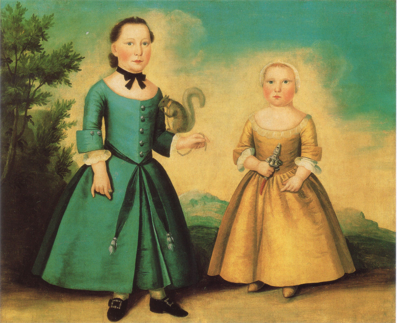 Badger_attributed_Two_Children